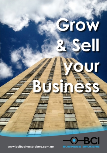 Free ebook - Business Development - BCI Business Brokers