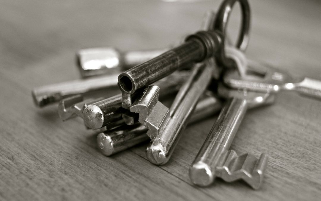 Do you have the keys to your internet assets?
